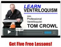Learn Ventriloquism | Be a Ventriloquist | First Five Lessons FREE